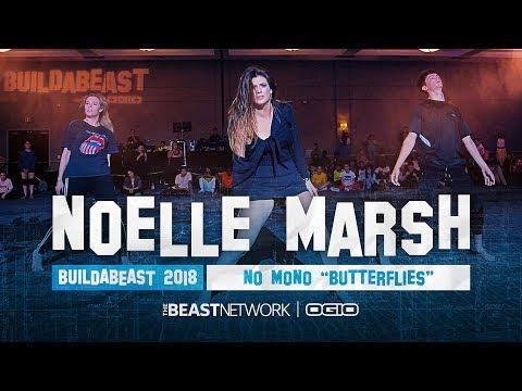 NO MONO - Butterflies | Noelle Marsh Choreography | #BABE18
