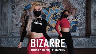 Download BIZARRE X Y CLASS CHOREOGRAPHY VIDEO / HyunA&DAWN - PING PONG