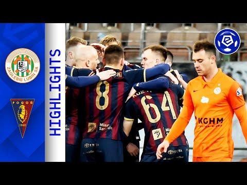 Zaglebie Pogon Szczecin Goals And Highlights