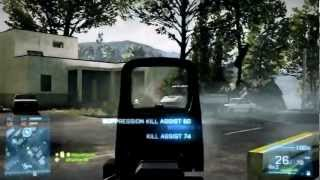 Battlefield 3 - Live Commentary - Team Deathmatch - Caspian Border (BF3 Online Multiplayer Gameplay)