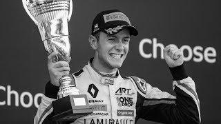 Nos ha dejado Anthoine Hubert, piloto de Fórmula 2, en la carrera de Bélgica