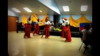 "Boukan Ginen ""Tande"" by The SOLEY Dancers"