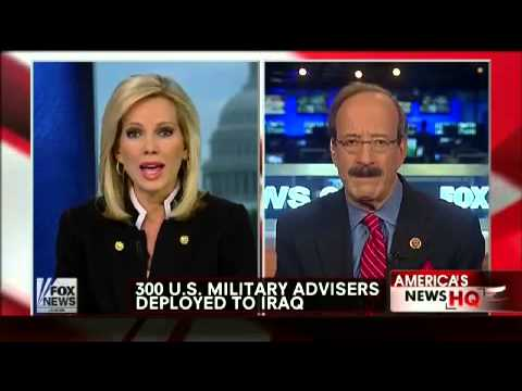 Rep. Eliot Engel Reacts To Growing Violence In Iraq