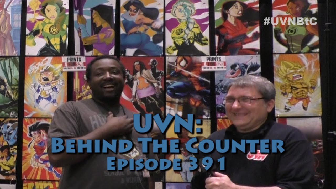 UVN: Behind the counter 391