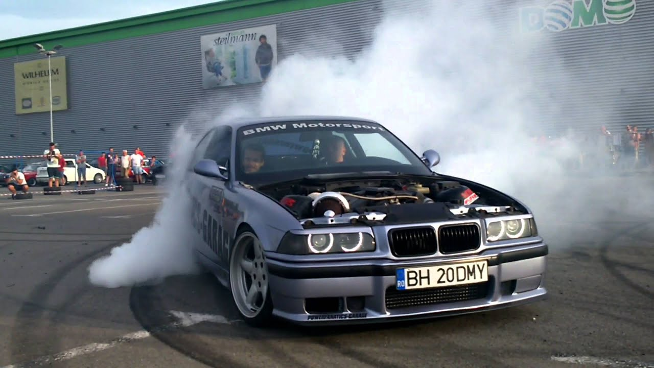Bmw E36 Turbo Youtube