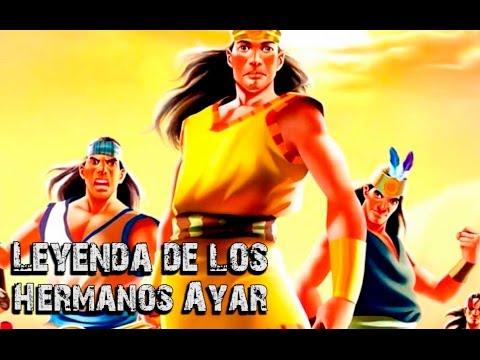 La leyenda de los hermanos Ayar - origen del imperio Inca (SUB-ENG)