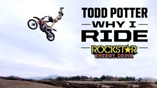 Todd Potter | Why I Ride