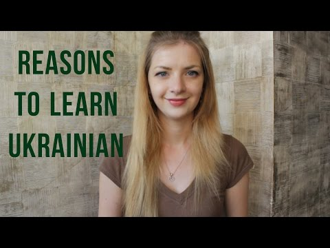 Reasons to learn Ukrainian instead of Russian (ENG, UKR and RUS subs)