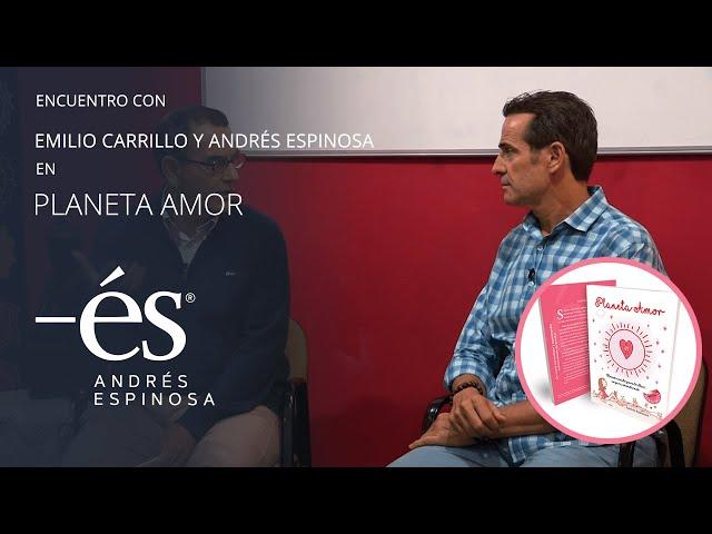 Encuentro con Emilio Carrillo y Andrés Espinosa en