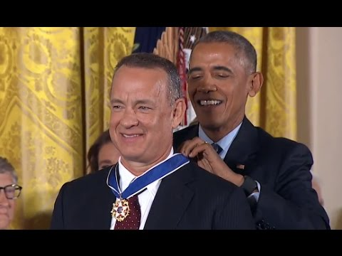 Obama Awards Presidential Medal of Freedom FULL EVENT