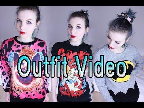 Ira Vampira | Outfit Video (HAUL - Amazon & Romwe)