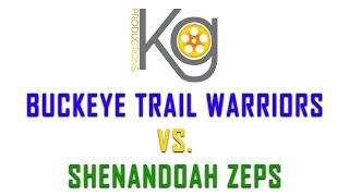 Buckeye Trail Warriors vs. Shenandoah Zeps - Friday Night Football on the KGP.tv Network