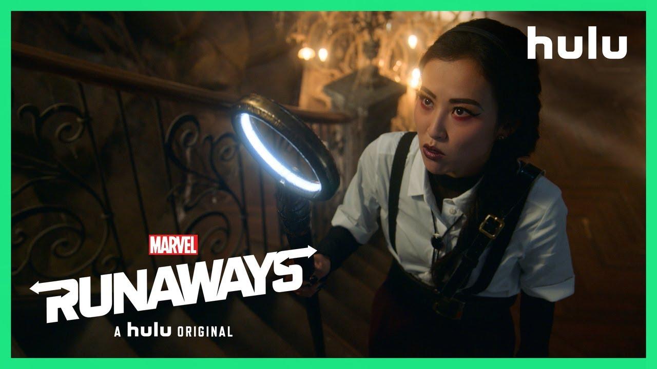 Download Marvel's Runaways Season 3 | Full Trailer
