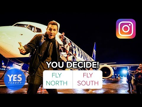INSTAGRAM FOLLOWERS CONTROL OUR LIVES FOR 24 HOURS (ended up 667 miles away from home!!)