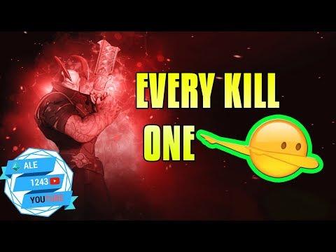 EVERY KILL I DAB WITH ANDROXUS !!! PALADINS GAMEPLAY
