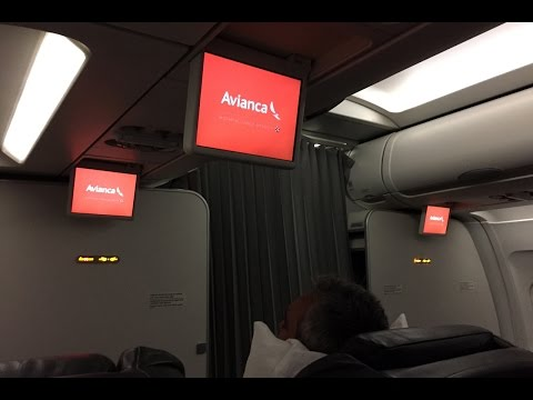 Avianca | Airbus A320 | LIM-BOG | Business