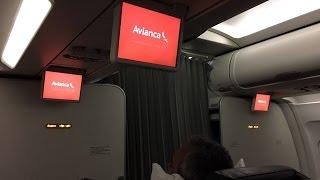 Avianca | Airbus A320 | LIM-BOG | Business