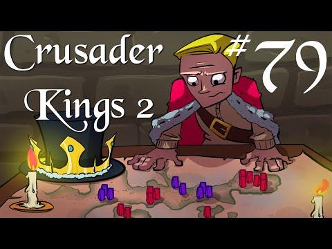 Crusader Kings 2 | Charlemagne | Roma Surrectum (Rome Rises) Part 79