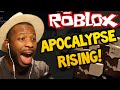 ROBLOX: APOCALYPSE RISING! - ZOMBIES! - Part (1)
