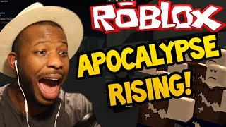 ROBLOX: APOCALYPSE RISING! - ZOMBIES! - Part (1)