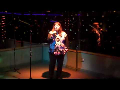 "Lizard Lounge Long Island Karaoke Mary ""Blue"" Leanne Rimes"