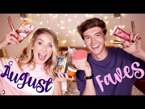 Chatty August Favourites 2016 | Zoella