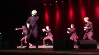X4 at Fanime Musicfest 2017 「 Higher than your cloud 」