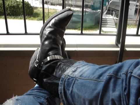 STIVALI SENDRA COWBOY BOOTS FOR SELL - YouTube