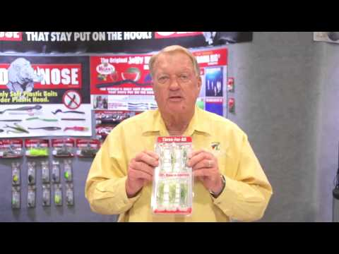 Mann's Three For All, Mann's Swimming Frog & Mann's Ghost | ICAST 2013