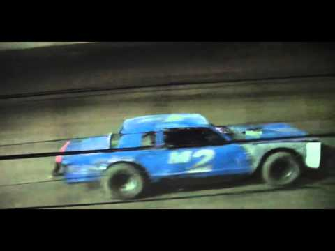 4.16.16 -- Peoria Speedway---Street Stock Feature -- DNF