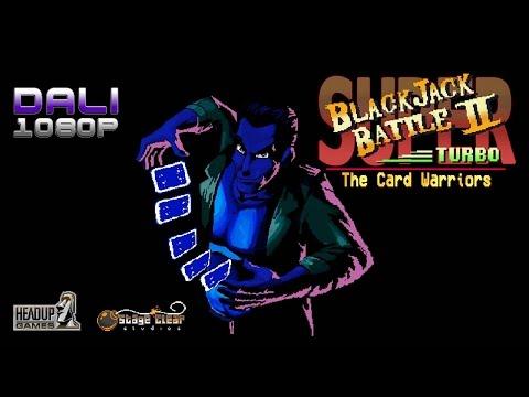 Super Blackjack Battle 2 Turbo Edition - The Card Warriors PC Gameplay