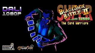 Super Blackjack Battle 2 Turbo Edition - The Card Warriors PC Gameplay