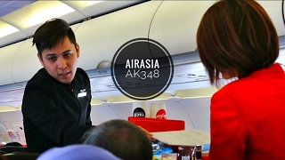 Video AIR ASIA AK348 FLIGHT EXPERIENCE KUALA LUMPUR TO YOGYAKARTA download MP3, 3GP, MP4, WEBM, AVI, FLV Juni 2018