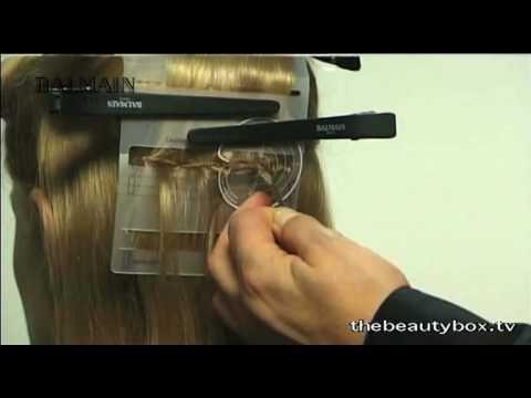 Extensions balmain double hair xl