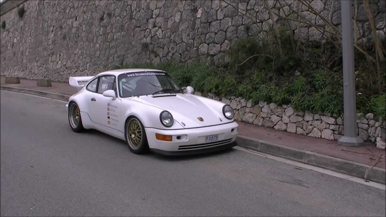Porsche 964 Rsr 3 8 Original Echte Authentique Youtube