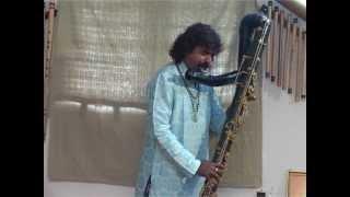 Pt Pravin Godkhindi performs on the GOD