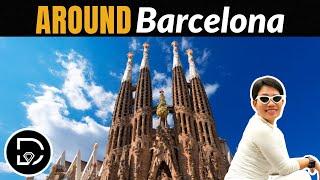 Barcelona On A Budget Barcelona Travel Vlog