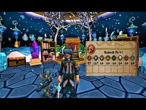 Free Download Videos of Wizard101: MAXIMUM ICE DAMAGE