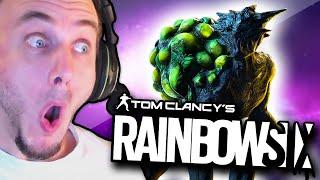 Reacting to Rainbow Six Extraction ALIENS...