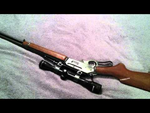 Marlin Model 336 3030 Lever Action Review