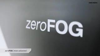 "Environmental equipment Mist Collector ""zeroFOG"""