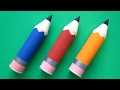 DIY Pencil Case | Back to School Craft | Recycled Crafts Ideas For Kids | Recycle Potato Chip Can