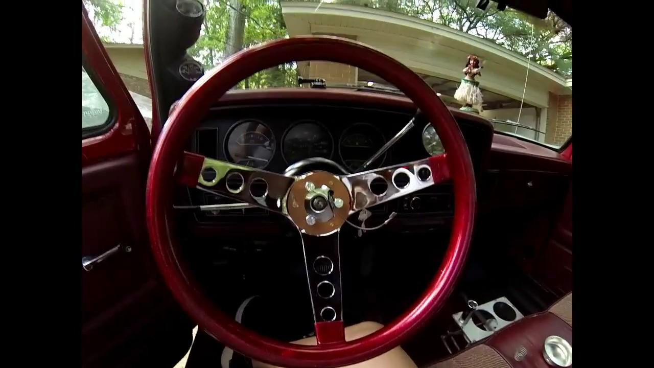 hight resolution of grant steering wheel install