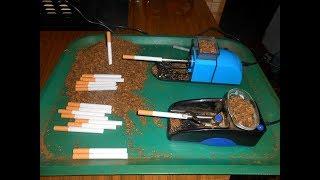 как сделать сигарету электрической машинкой