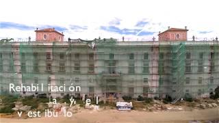Restauración del Palacio de Boadilla