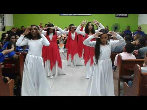 santificação--coreografia