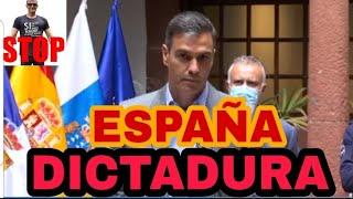 ¡BOMBAZO! EL TRIBUNAL CONSTITUCIONAL CONFIRMA QUE ESPAÑA ES UNA DICTADURA.