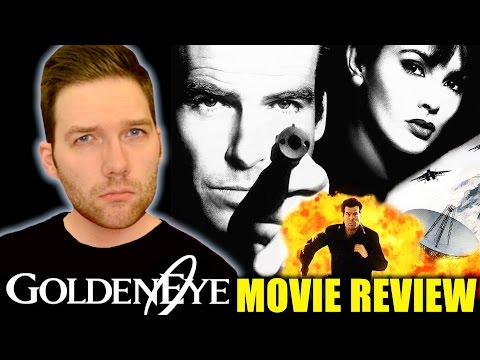 GoldenEye - Movie Review