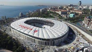 Vodafone Arena - Minecraft Vodafone Arena Stadyumu  (Yapıların  En İyisi-Modsuz)