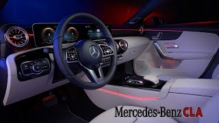 2020 Mercedes-Benz CLA INTERIOR - Excellent Coupe